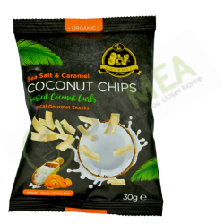 Olu Olu Coconut Chips Sea...