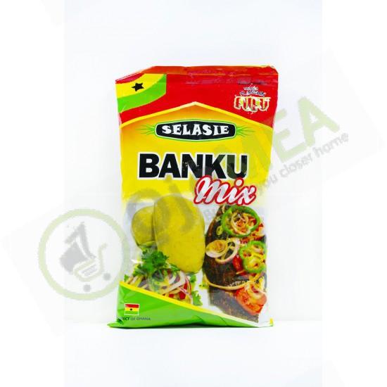 Selasie Banku Mix 800G