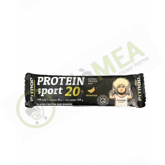 Fitro Protein Glazed Bar...