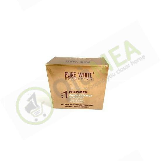 Pure White Soap 150g