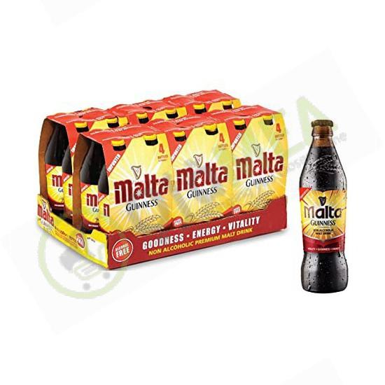 Malta Guiness Bottles...