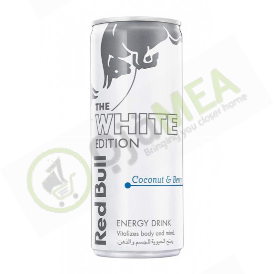 Red Bull White Edition...