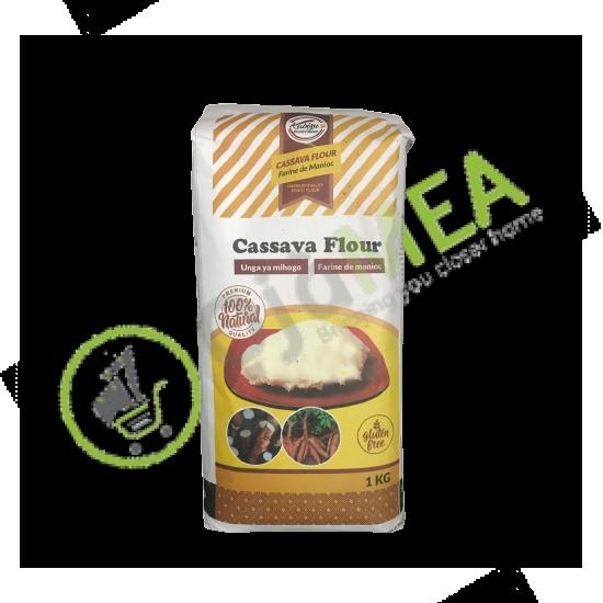 Kabizu Cassava flour 1 kg