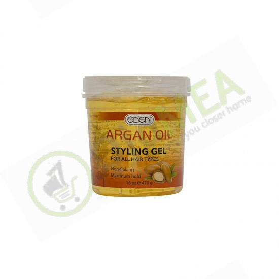 Argan Oil Styling Gel for...