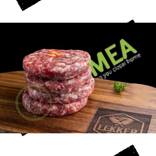 Beef Burger Patties (South...
