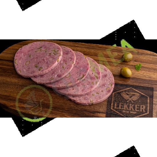 Beef Olive Loaf (per pack...