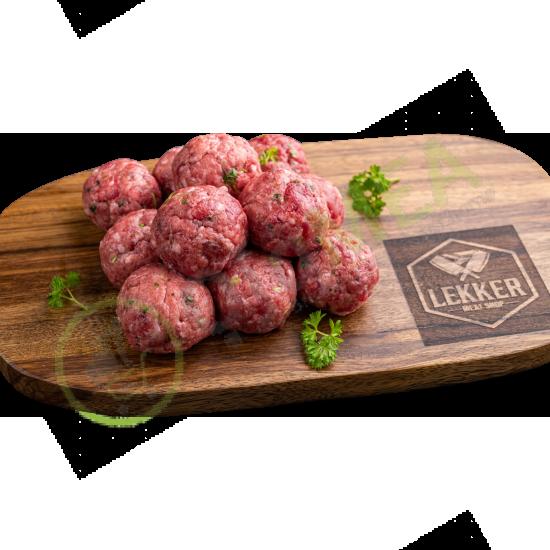 Beef Meatballs Spicy (per...