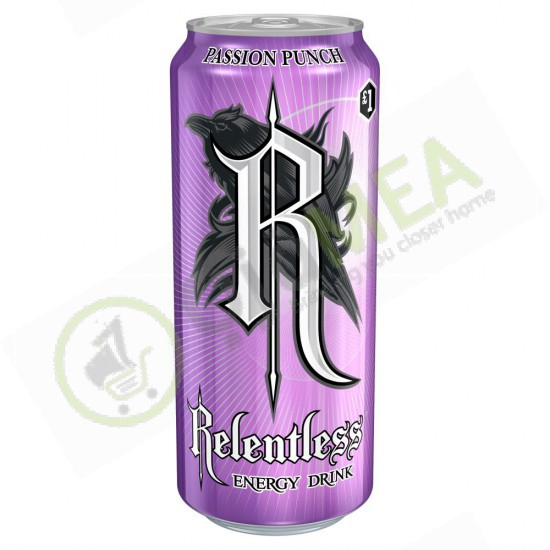 Relentless Passion Punch...
