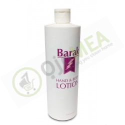 Barak Hand & Body Lotion 500ml