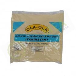 Ola-Ola Pounded Yam (2.267kg)