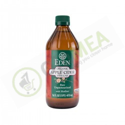 Apple Cider Vineger Eden 473ml