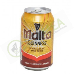 Malta Guiness Can 330 ml