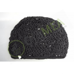 Thick Hair Net (Black)