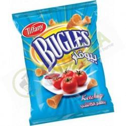 tiffany bugles ketchup 145 g