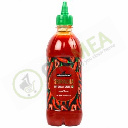 Krea sriracha red sauce bottle