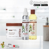 Eden Bodyworks Jojoba Monoi Now available in UAE  Natural Deep Conditioner Restores your hair's natural beauty from over processing, damage and dryness. Fortified to balance the hair's moisture level, resulting in stronger, healthier more manageable hair. Excellent for all textures and hair types  Moisturizing Shampoo Delicately scented formula designed to remove dirt and oil build-up while replenishing the hair and scalp's natural moisture balance.  Natural Hair Oil  Natural pH balancing elements to decrease dandruff and itchy scalp without oily buildup. It also leaves hair silky and full of shine, and is a perfect for use on braids, locks, twists, coils and other natural, relaxed and color treated hairstyles. You can now buy at OjaMEA.COM (@ojamea1) & it can delivered within 4Hrs* (subject to availability & location)  Follow @ojamea1, looking for a product Ask @jagsdegenie   🌐 ojamea.com ☎️ +971589 34 3300 (WhatsApp) 👉🏽 Download ojamea.com on major apps stores  Ojamea.com bringing you closer home Go check our website and mobile app now for amazing products and deals.  @edenbodyworks  #ojamea #EDENBodyWorks #DiscoverEDEN #OjameaFinest #Ojameaexpress #naturalhair #africaeverywhere #loversofafrica #africanfoodfestivaluae #africanonlineshop #africanonlinestore #jagsdegenie #shorthairstyle #shorthairdontcare #shorthairislife #shorthairideas #shortcuts #bkhairstylist  #afrohair #haircut #travelhairstylist #thecutlife #bkstylist #thecutlife  #naturalhairproducts #parabenfreeproducts #sulfatefreeproducts #naturalhairjourney #washdaymusthaves #washdaytips