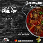 What do you fancy this weekend!   Whatever is your wish, you can ask @Jags_ d_genie  Fresh from the abattoir, fresh & frozen Halal produce on Ojamea.com or WhatsApp +971 589 34 3300  Check out our website and mobile app now for amazing products and deals.  #ojamea #africansinuae #africansindubai #OjameaFarmfresh #meat #butcher #OjameaFinest #Ojameaexpress #africanproducts #africanfood #africangroceryonline #africanonlineshop #dubaifood #africanonlinestore #dubaifoodie #amazon #noon #africanproducts #africanfoodfestivaluae #Farmfresh #africadubai #food #foodstagram #meat #Butcher #tastyfood #oxtail