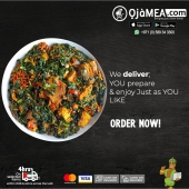 Vegetable soup For all your ingredients, we can have it delivered within 4hrs*...  Fresh from the abattoir, fresh & frozen Halal produce  Fresh or frozen vegetables... we got you covered   Whatever is your wish, you can ask @jags_d_genie  🌐 ojamea.com ☎️ +971589 34 3300 (WhatsApp) 👉🏽 Download ojamea.com on major apps stores  Ojamea.com bringing you closer home  Go check our website and mobile app now for amazing products and deals.  #ojamea #africansinuae #africansindubai #OjameaFinest #Ojameaexpress #africanproducts #africanfood #africangroceryonline #africanonlineshop #dubaifood #africanonlinestore #dubaifoodie #vegetable #butcher #healthy #africanfoodfestivaluae #africadubai #food #foodstagram #meat #tastyfood #tasting #dubai  #africaeverywhere #finest #efo  #Fufu #africansoups #deliciousafricanfood