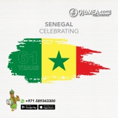 Wishing the people of Senegal a happy Independence Day.  From Ojamea.com, Africa's Leading Market Place  For Quality & Premium products  Fresh, Frozen & anything in-between delivering to all Emirates Farms Fresh | Butchers' Shop | Food Cupboard | Drinks Beverages | Health Beauty | Household & Much more Now delivering within 4hrs* (subject to availability & location around the UAE)  Follow @ojamea1, looking for a product Ask @jagsdegenie   🌐 ojamea.com ☎️ +971589 34 3300 (WhatsApp) 👉🏽 Download ojamea.com on major apps stores  Ojamea.com bringing you closer home Proud Founding partners of the All African Food Festival UAE @africanfoodfestuae  #ojamea1 #ojamea #jagsdegenie  #OjameaFinest   #africanonlineshop #africanonlinestore   #africandubai #africanfoodfestivaluae #africaeverywhere #africansinuae #loversofafrica  #premiumquality #tasteofafrica  #akon  #senegalindependenceday  #AfricaWeLove #MandinkaRoots #Checkoutafrica #FeteDeLIndependanceDuSenegal  #restezchezvous   #suivezmoi #suivezmoisvp  #suivezmoisurinsta  #bonjoursénégal   #senegal🇸🇳 #teamsenegal #senegalaise #jeunesenegalaise😍👑👑 #teamsenegalaisebeauty  #teranga_senegal1