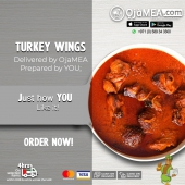 Simply order and it would be delivered so you can cook tasty, juicy Turkey WINGS recipes with Turkey wings available on OjaMEA.COM!  We can delivery within 4Hrs*  🌐 ojamea.com ☎️ +971589 34 3300 (WhatsApp) 👉🏽 Download ojamea.com on major apps stores  Ojamea.com bringing you closer home  Go check our website and mobile app now for amazing products and deals.  #ojamea #africansinuae #africansindubai #OjameaFarmfresh #turkey #turkeywings #meat #butcher #OjameaFinest #Ojameaexpress #africanproducts #africanfood #africangroceryonline #africanonlineshop #dubaifood #africanonlinestore #dubaifoodie #amazon #noon #healthy #africanfoodfestivaluae #Farmfresh #africadubai #food #foodstagram #meat #Butcher #tastyfood #tasting #dubai