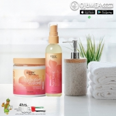 Eden Bodyworks Hibiscus Honey  Now available in UAE  Did you know our #HibiscusHoney Conditioner can be used as a RINSE-OUT and/or a LEAVE-IN conditioner?  You can now buy at OjaMEA.COM (@ojamea1) & it can delivered within 4Hrs* (subject to availability & location)  Yes, you can save shelf space when you use one product to knockout 2 of your hair tasks! How do you use our Curl Hydration Conditioner?  Follow @ojamea1, looking for a product Ask @jagsdegenie  🌐 ojamea.com ☎️ +971589 34 3300 (WhatsApp) 👉🏽 Download ojamea.com on major apps stores  Ojamea.com bringing you closer home Go check our website and mobile app now for amazing products and deals.  @edenbodyworks  #ojamea #EDENBodyWorks #DiscoverEDEN #OjameaFinest #Ojameaexpress #naturalhair #africaeverywhere #loversofafrica #africanfoodfestivaluae #africanonlineshop #africanonlinestore #jagsdegenie #shorthairstyle #shorthairdontcare #highporosityhair #shorthairideas  #bkhairstylist #afrohair #haircut #travelhairstylist #thecutlife #bkstylist #thecutlife #naturalhairproducts #parabenfreeproducts #sulfatefreeproducts #naturalhairjourney #washdaymusthaves #washdaytips
