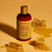 Shea Moisture Manuka Honey & Mafura Oil Intensive Hydration Leave-In Milk will deeply moisturize your curls, infusing your hair with all of the hydration it needs.  like to try out Shea Moisture Manuka Honey & Mafura Oil Collection?   Now avaliable on OjaMEA.com  #SheaMoisture  #sheabutter  You can now buy at OjaMEA.COM (@ojamea1) & it can delivered within 4Hrs* (subject to availability & location)  Follow @ojamea1, looking for a product Ask @jagsdegenie   🌐 ojamea.com ☎️ +971589 34 3300 (WhatsApp) 👉🏽 Download ojamea.com on major apps stores  Ojamea.com bringing you closer home  Proud Founding partners of the All African Food Festival UAE @africanfoodfestuae - for more information   #ojamea #OjameaFinest #Ojameaexpress #naturalhair #africaeverywhere #loversofafrica #africanfoodfestivaluae #africanbeauty #africanonlineshop #africanonlinestore #jagsdegenie #shorthairstyle #shorthairdontcare #shorthairislife  #bkhairstylist  #dmvhairstylist #afrohair #haircut #travelhairstylist  #sulfatefreeproducts #naturalhairjourney #washdaymusthaves #washdaytips   #nappyhairproducts #nappyhair  #sheamoistureproducts #naturalhairproducts #naturalhair #naturalhaircare   Reposted from @sheamoisture