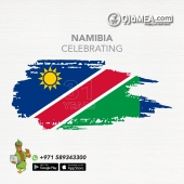 Wishing the people of Namibia a happy Independence Day.  @namibia_africa @namibianpaviliondubai  #Namibia #namibiaindependenceday #namibiaindependence #namibians #LandoftheBrave  From Ojamea.com, Africa's Leading Market Place  For Quality & Premium products  Fresh, Frozen & anything in-between delivering to all Emirates Farms Fresh | Butchers' Shop | Food Cupboard | Drinks Beverages | Health Beauty | Household & Much more Now delivering within 4hrs* (subject to availability & location around the UAE)  Follow @ojamea1, looking for a product Ask @jagsdegenie   🌐 ojamea.com ☎️ +971589 34 3300 (WhatsApp) 👉🏽 Download ojamea.com on major apps stores  Ojamea.com bringing you closer home Proud Founding partners of the All African Food Festival UAE @africanfoodfestuae  #ojamea1 #ojamea #jagsdegenie  #OjameaFinest #Ojameaexpress  #africanonlineshop #africanonlinestore   #africandubai #africanfoodfestivaluae #africaeverywhere #africansinuae #loversofafrica #tasteofafrica  #akon  #independence #independenceday  #diamonds   #explorenamibia #namibiatourism #africaneaglenamibia #spiritofadventure #inamibia #namibianbeauty  #NamibiaExpo2020Dubai #NamibiaPavilionDubai